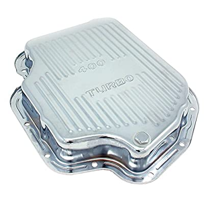 Spectre Performance 5451 Chrome Transmission Pan for Turbo 400: Automotive