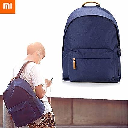 Original Xiaomi mochila escolar bolsa 25L para 14 pulgadas de ordenador/ Xiaomi placa (: