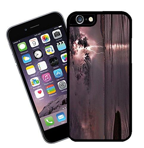Landschaft design 003 Telefon-Fall - diese Abdeckung passt Apple Modell iPhone 6 (nicht 6 plus) - von Eclipse-Geschenk-Ideen
