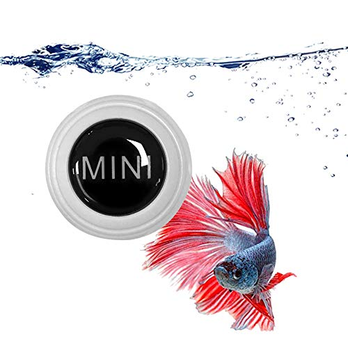 (FREESEA Aquarium Fish Tank Mini Magnetic Cleaning Brush Double Side Glass(Acrylic) Algae Scrubber)