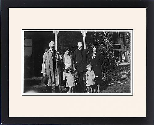 Framed Print Of Borley People by Prints Prints Prints