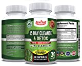 #3: Premium 15 Day Colon Cleanse-Detox For Weight Loss, Lose Weight Fast, Because it will Flush Out Toxins, Liver Cleanse, and as a bonus- Probiotics for Digestive Health