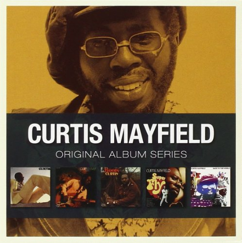 Curtis Mayfield - Curtis Of All Time - Zortam Music