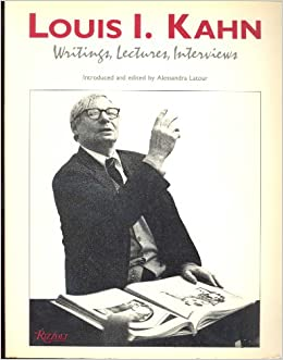 louis kahn essential texts pdf
