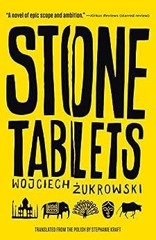 Stone Tablets by [Zukrowski, Wojciech]