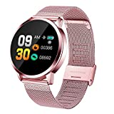 Best Health Fitness Trackers - Sonnic Smart Watch for Men Women Acts as Review