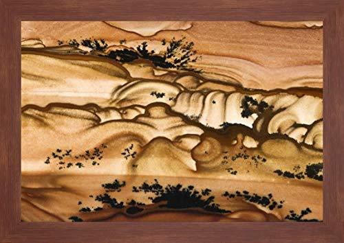 (Oregon Close-up of Biggs Picture Jasper Stone by Dennis Kirkland - 15