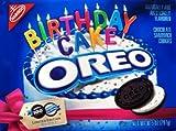 Oreo 100th Birthday Cake Cookies (Pack of 2)