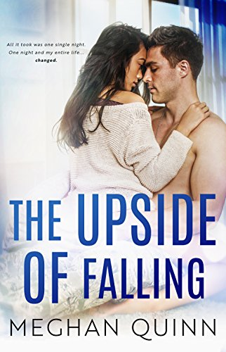 The Upside of Falling (The Blue Line Duet Book 1) cover
