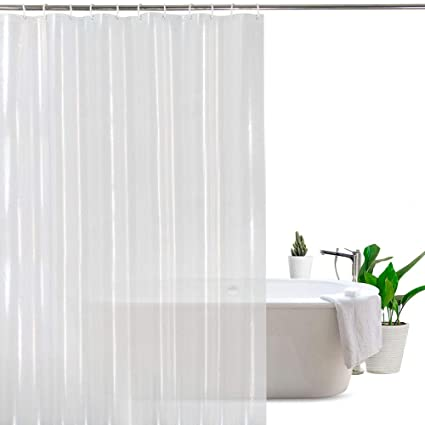 Image Unavailable Not Available For Color Extra Long Shower Curtain