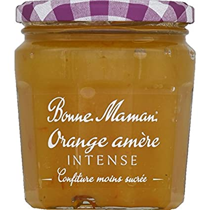 confiture orange 3 jours