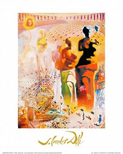 (Posters: Salvador Dali Poster Art Print - The Hallucinogenic Toreador, 1968-70 (12 x 9 inches))
