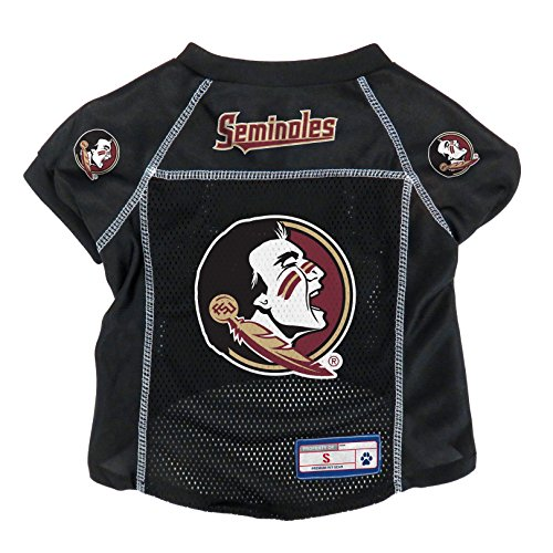 NCAA Florida State Seminoles Pet Jersey, Small