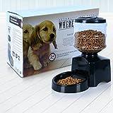 electric dog feeder - By ADD AND SHIP Medium Capacity Automatic Pet Feeder By ADD&SHIP