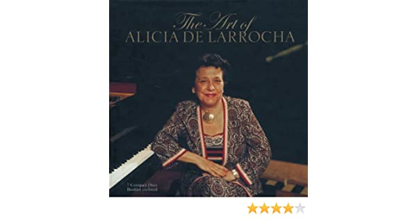 The Art of Alicia de Larrocha de Alicia De Larrocha en Amazon Music - Amazon.es