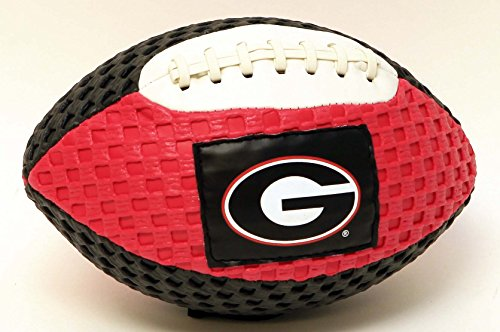 Georgia Bulldogs Fun Gripper 8.5 Football NCAA By: Saturnian I by Fun Gripper