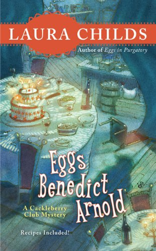 book cover of Eggs Benedict Arnold