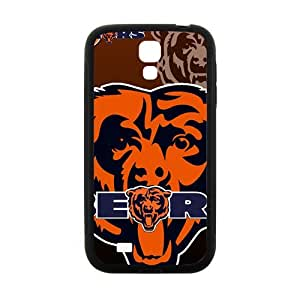 HUAH Chicago Bears Design Fashion Comstom Plastic case cover For Samsung Galaxy S4