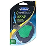 Dr. Scholl's P.R.O. Pain Relief Orthotics for Ball of Foot