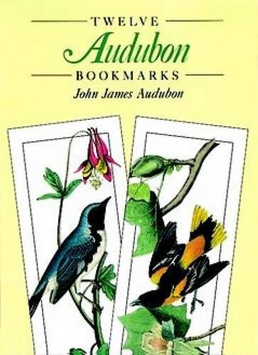 Twelve Audubon Bookmarks (Dover Bookmarks)