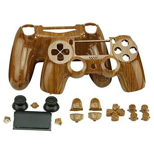 yttl-hydro-dipped-woodgrain-custom-controller-shell-for-playstation-4-ps4-controller-shell