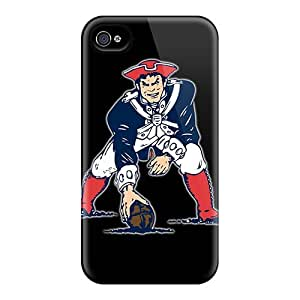 Durable Cases For The Iphone 6- Eco-friendly Retail Packaging(new England Patriots)