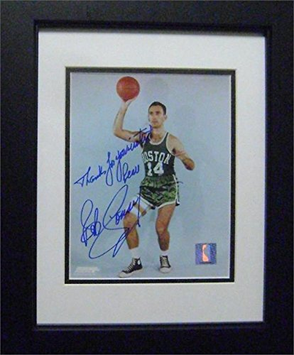 e7b3b40f8 Amazon.com  Bob Cousy Signed Picture - 8x10 Image  1 Matted Framed ...