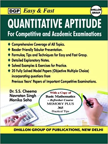 buy easy fast quantative aptitude tests a copy of a  buy easy fast quantative aptitude tests a copy of a handbook of mathematics refresher 365 book online at low prices in easy fast