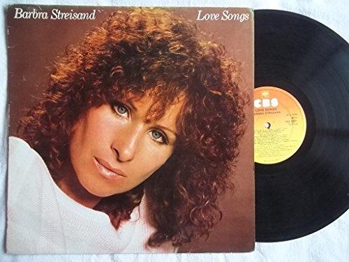 Barbra Streisand - Love Songs - [LP]