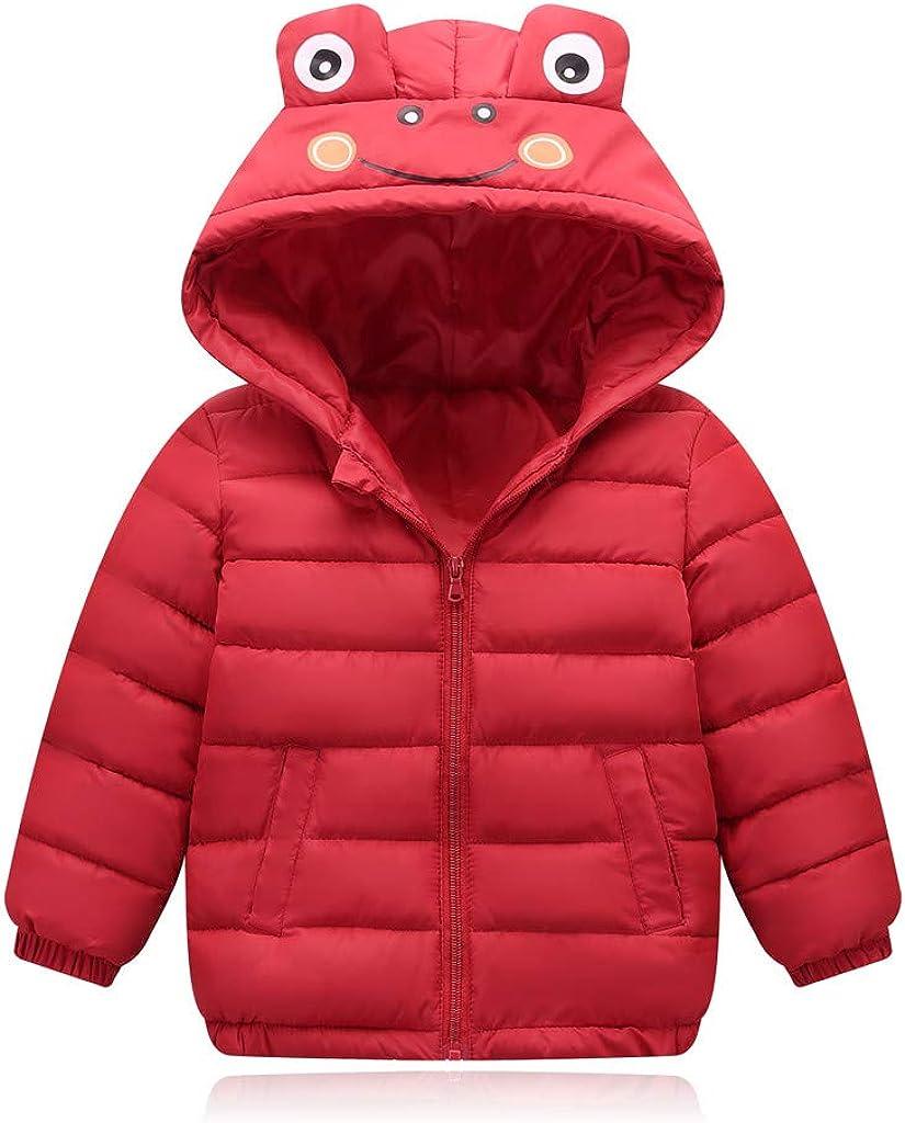 FRAUIT Parka Bambina 6 Anni Piumino Bimba 1 Anno Cappotto con Cappuccio Bambini Giacca Cotone Imbottita Invernale Giubbotti per Ragazze Giacche E Cappotti Giubbotto