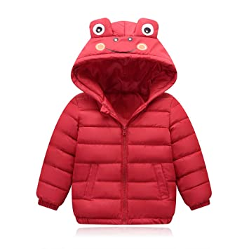 Amazon.com: Gallity - Abrigo con capucha para niños y niñas ...
