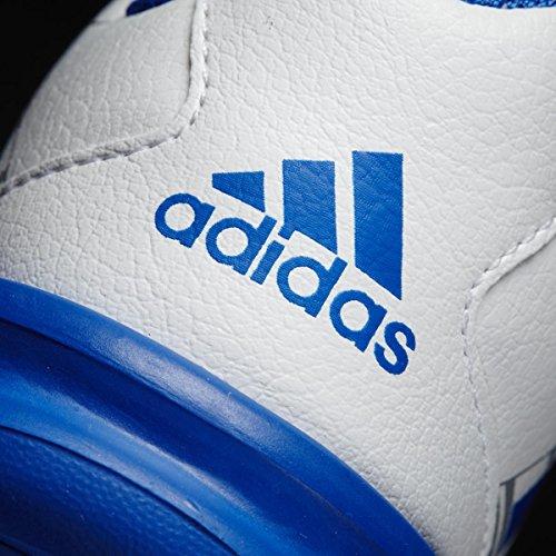 adidas AltaRun CF I - Zapatillas de deportepara niños, Blanco - (FTWBLA/AZUL/GRIMED), -26