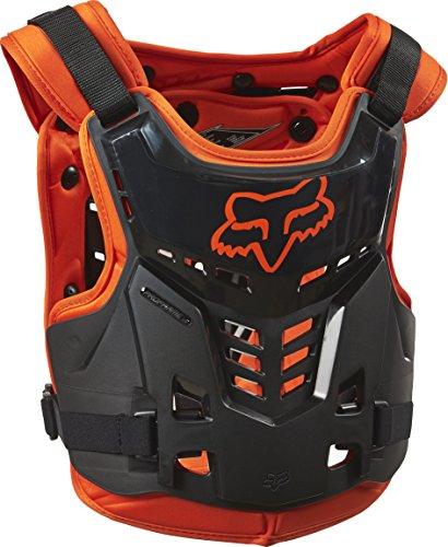 Fox Racing Youth Raptor Proframe LC Protector-Orange