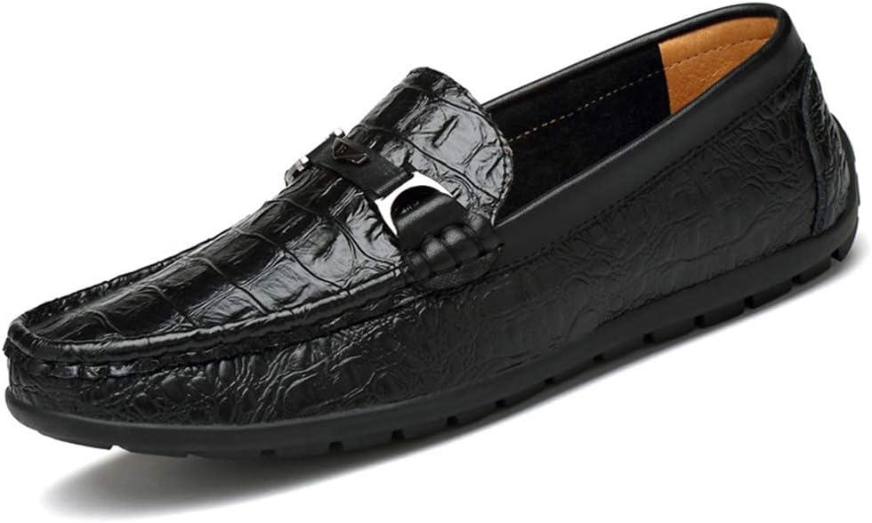 YWLINK Zapatos Hombre Comodos Mocasines Conducci/óN Zapatos Casuales Zapatos Perezosos Antideslizante Transpirable Zapatos De Lona Corriendo Ciclismo Regalo del D/íA De Miembro Zapatillas De Deporte