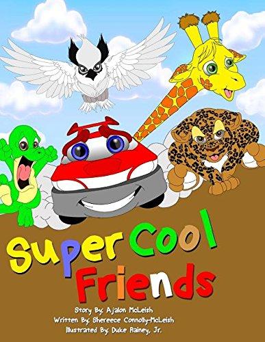 Download Super Cool Friends pdf epub