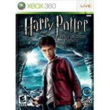 Harry Potter & The Half Blood Prince - Xbox 360