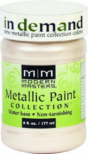 Modern Masters ME705-06 Metallic Oyster, 6-Ounce