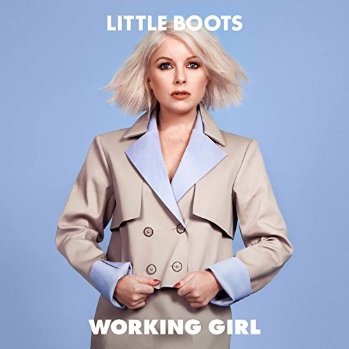 LITTLE BOOTS - WORKING GIRL (W/CD) (OGV)