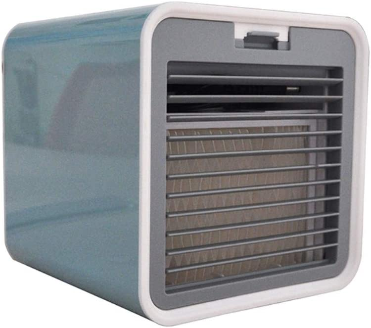 Watopi - Aire acondicionado portátil para oficina, mini refrigerador de aire, evaporador, humidificador, purificador ...