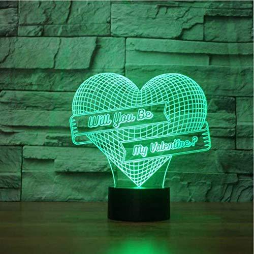Luce Notturna Regalo Camera Da Letto Sleep Lighting Romantic ...