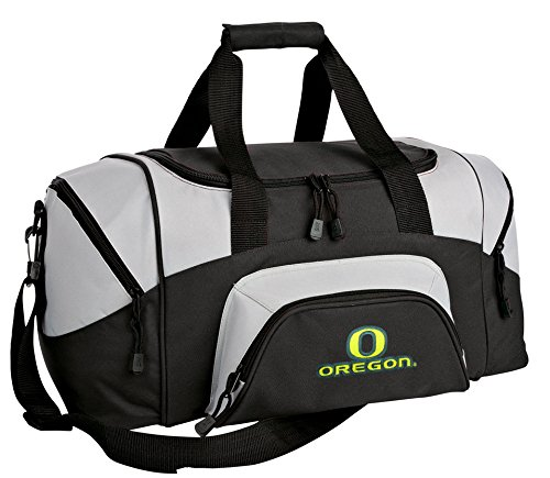 Broad Bay Small UO Duffel Bag University of Oregon Gym Bags or Suitcase (Oregon Gym Bag)