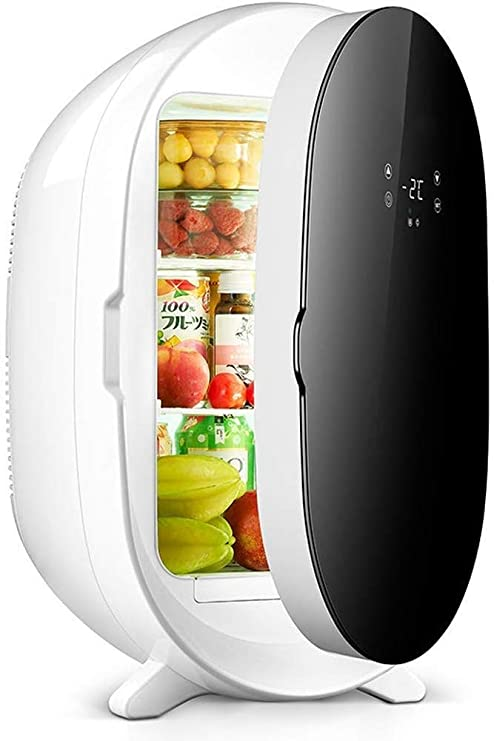 LLYU 20 l portátil silencioso pequeño refrigerador for el ...