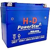 PowerStar--YTX20L BS YTX20LBS Battery Yamaha Grizzly 600 660 700 AGM GEL SEALED 3 YR WARRAN