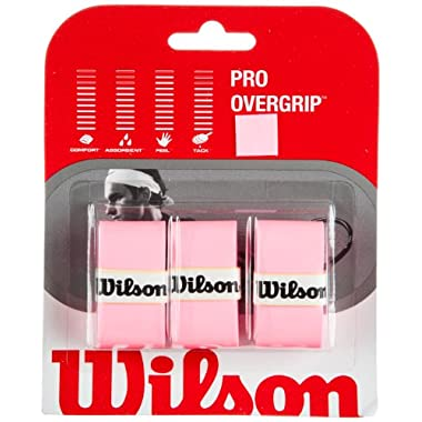 Wilson Pro Overgrip (Optic Pink)
