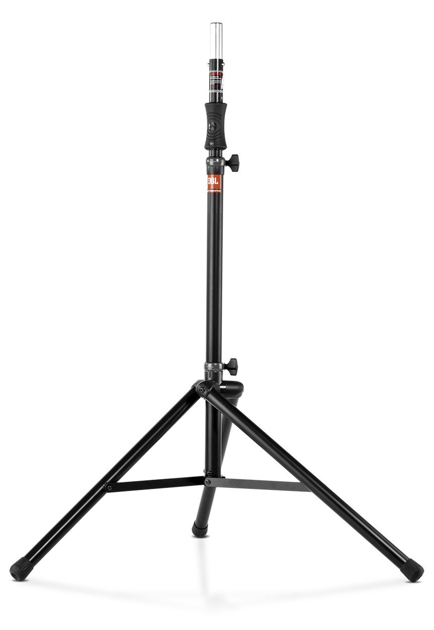 JBLTRIPOD-GA Gas Assist Aluminum Tripod Speaker Stand with Integrated Speaker Adapter