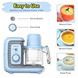 Baby Food Maker, Elechomes 8 in 1 Baby Food