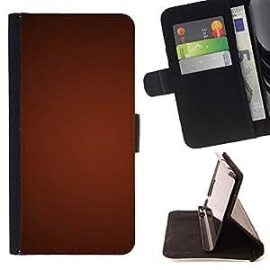 Momo Phone Case / Flip Funda de Cuero Case Cover - Textura de degradado rojo - Samsung Galaxy S3 III I9300
