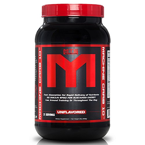 MTS Nutrition Carb 10 Unflavored, 2 Pounds