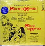 Original Cast Man Of La Mancha vinyl record