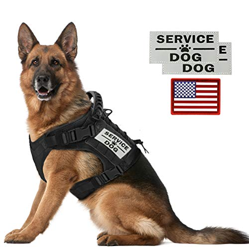 Tactical Service Dog Vest